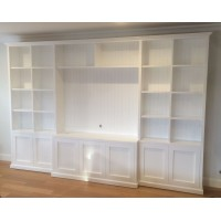 """Kellyville"" Classic Integrated Wall Unit"